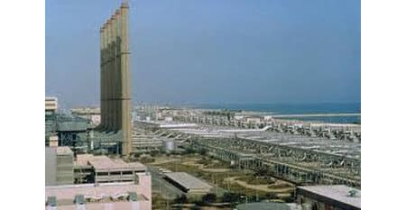 Filter for Shoaiba II in 1200 MW combined cycle / CCPP in Saudi Arabia