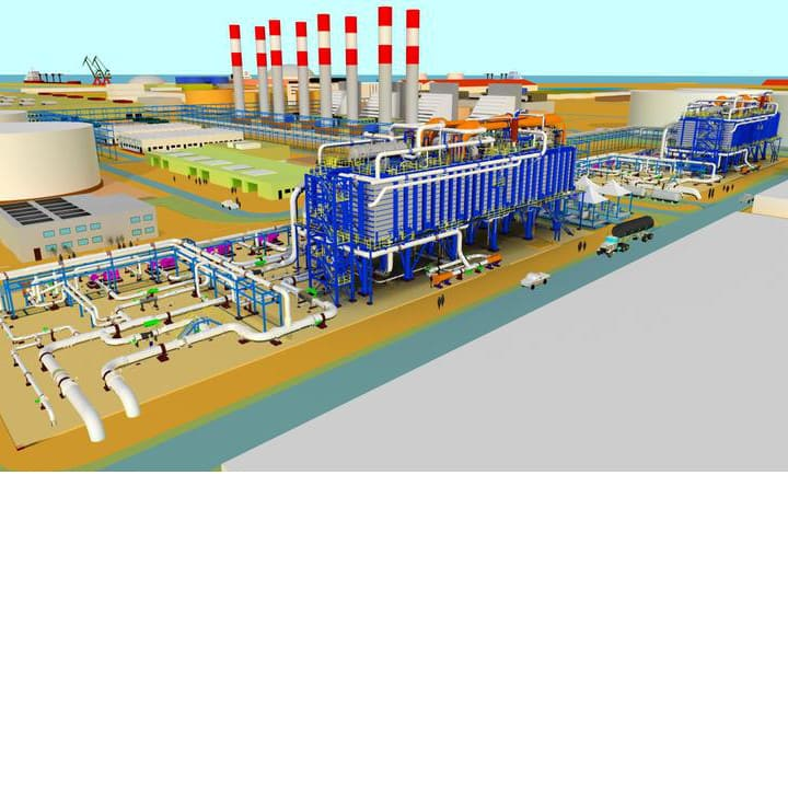 Desalination project UAE - ADNOC Refining