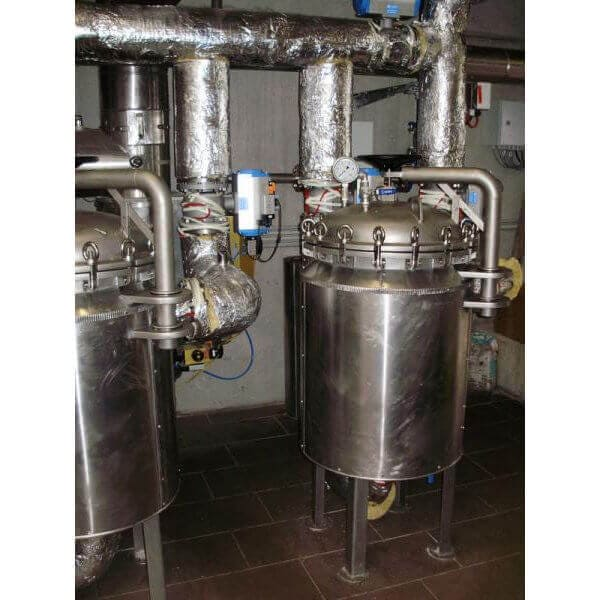 Bag filter & Custom Solutions Bag filter KBF-M
